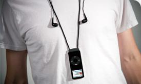Tunebuds para el iPod nano