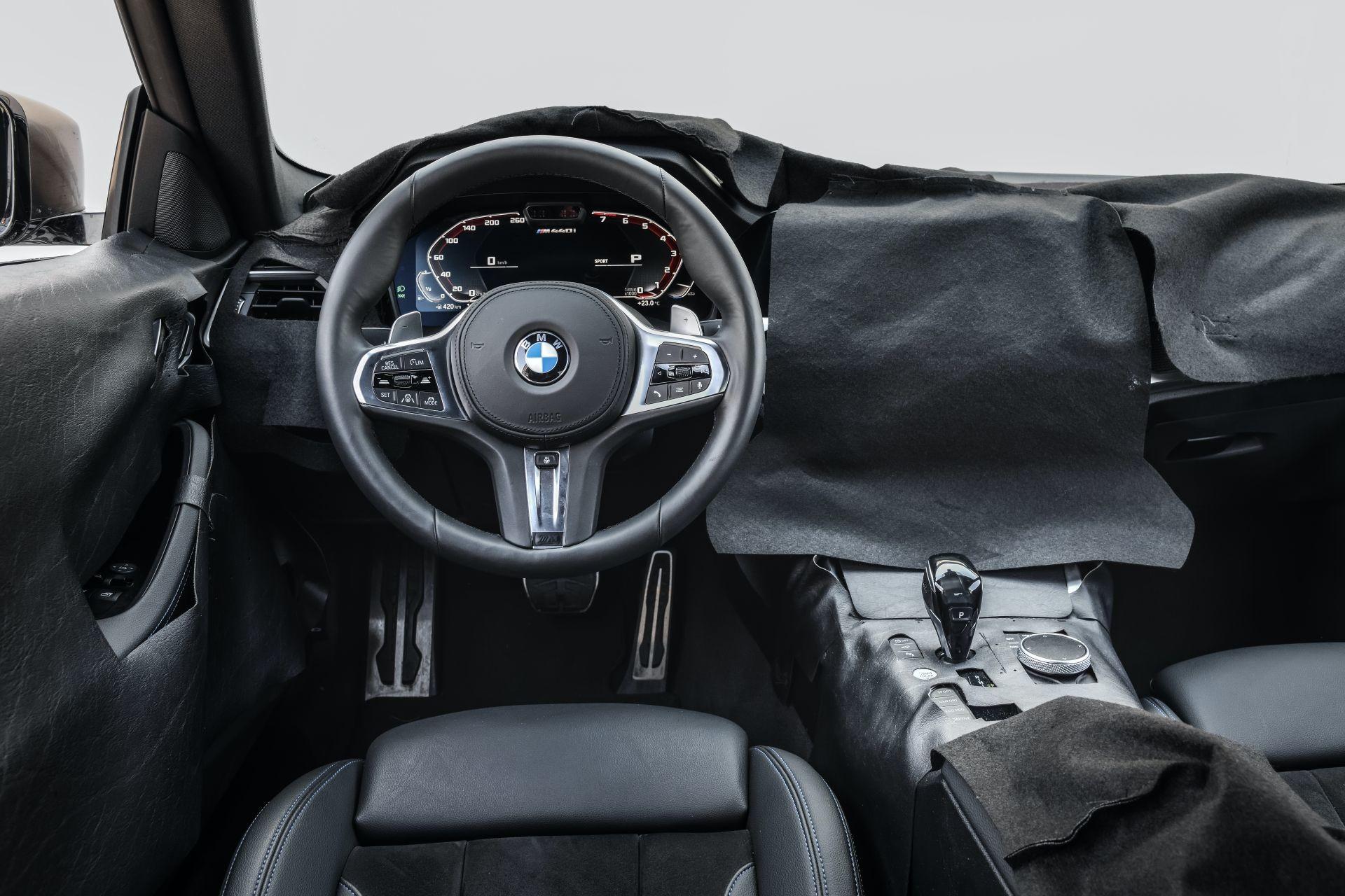Foto de BMW Serie 4 2021 (fotos espía) (36/38)