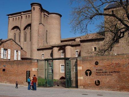 Museo Toulouse-Lautrec, Albi, Francia