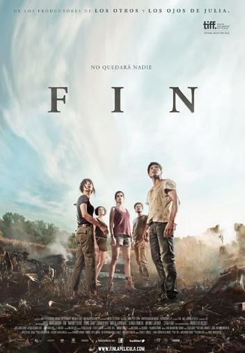 'Fin', tráiler final y cartel definitivo del thriller post-apocalíptico español