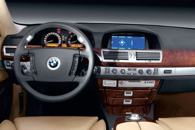 la nhtsa investiga el malvado cambio autom tico del bmw serie 7. Black Bedroom Furniture Sets. Home Design Ideas