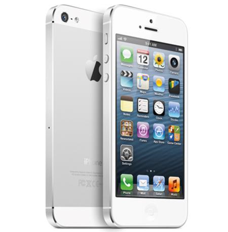 iPhone 5, cinco millones de unidades vendidas en el primer fin de semana