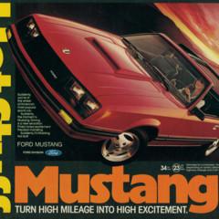 Foto 10 de 39 de la galería ford-mustang-generacion-1979-1993 en Motorpasión