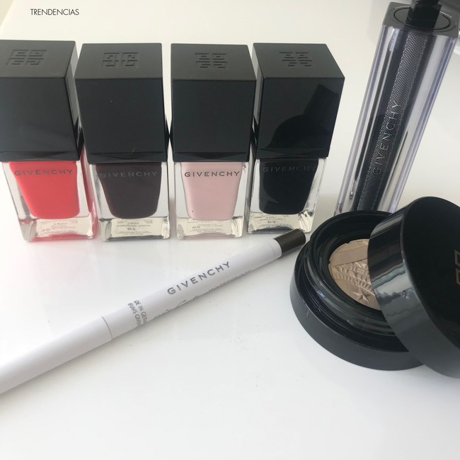 Maquillaje Givenchy 1