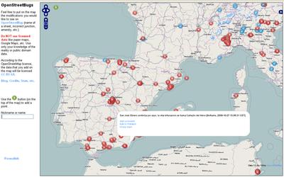 Construyendo los mapas entre todos: la Wikipedia de los mapas