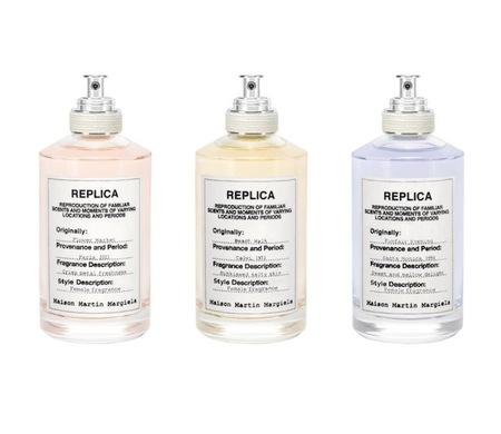 ¿A qué huelen los lugares? 'Replica' de Maison Martin Margiela