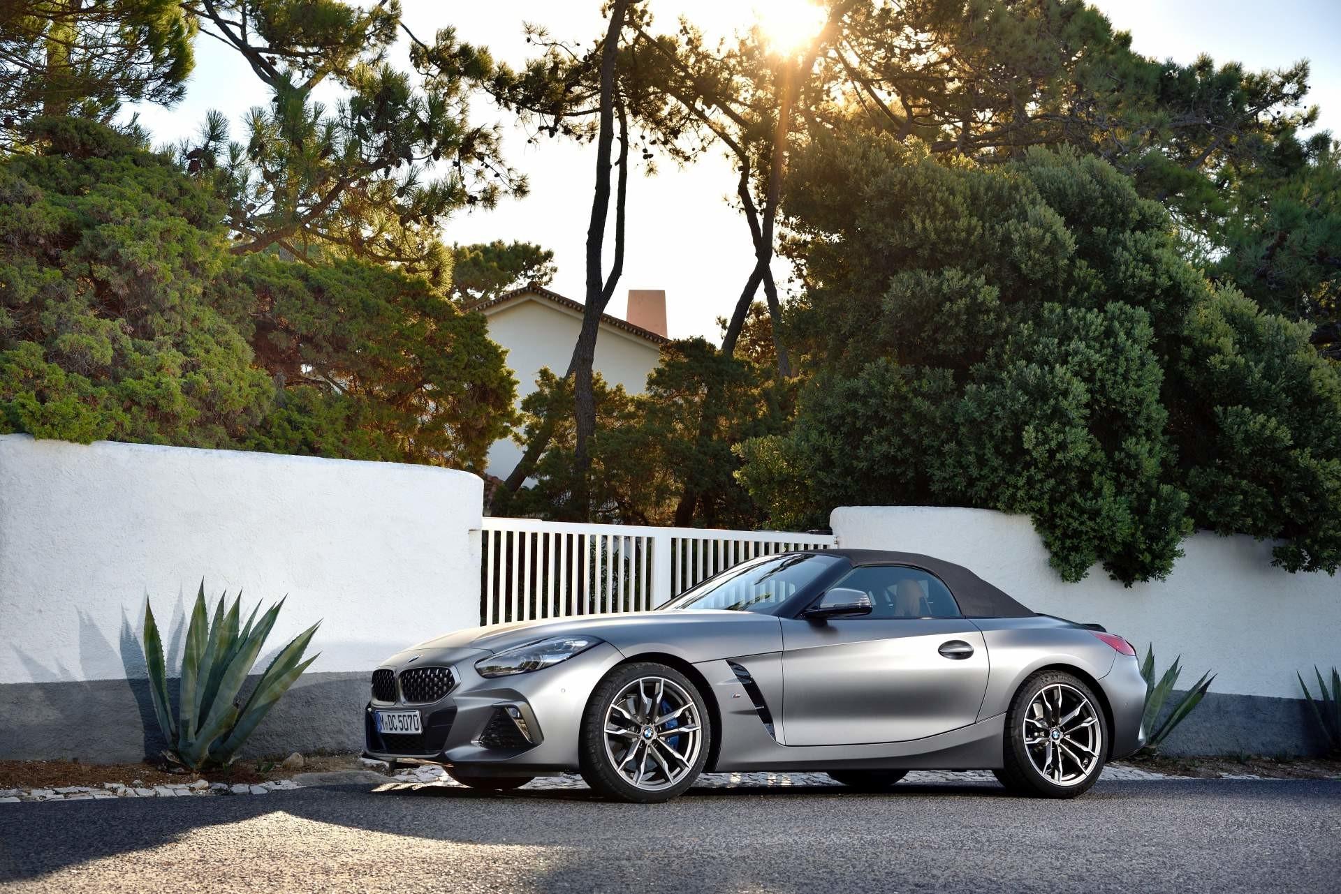Foto de BMW Z4 M40i 2019 (39/84)