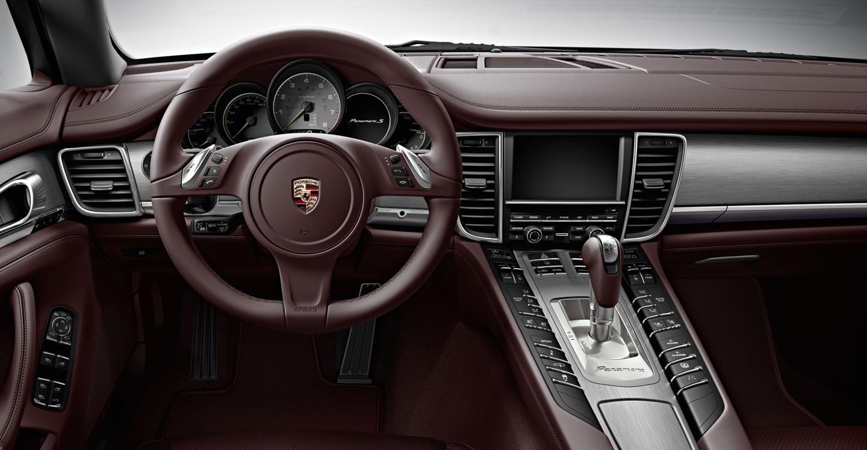 Foto de Porsche Panamera S E-Hybrid (8/11)
