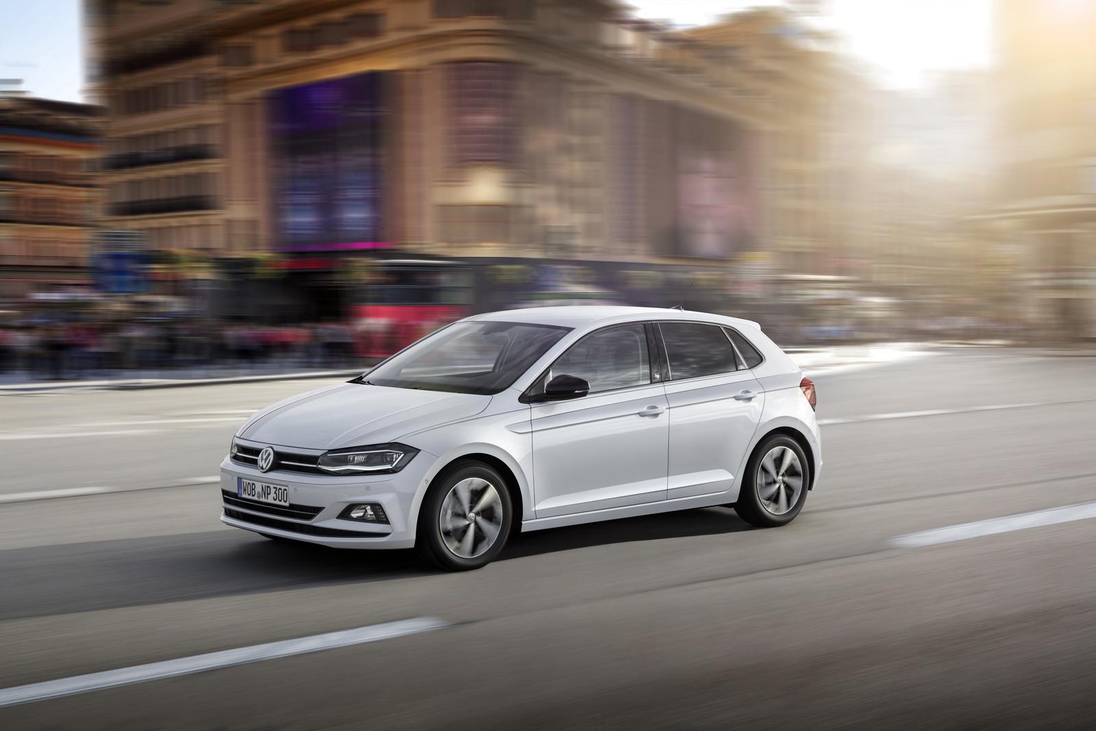 Foto de Volkswagen Polo 2018 (10/51)