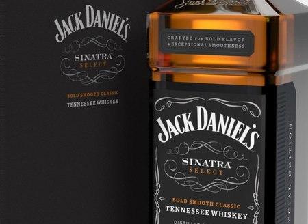 Whiskey Jack Daniel's tributo a Frank Sinatra ¡si el Rat Pack levantara la cabeza!
