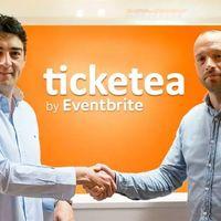 La estadounidense Eventbrite compra el portal español de venta de entradas Ticketea