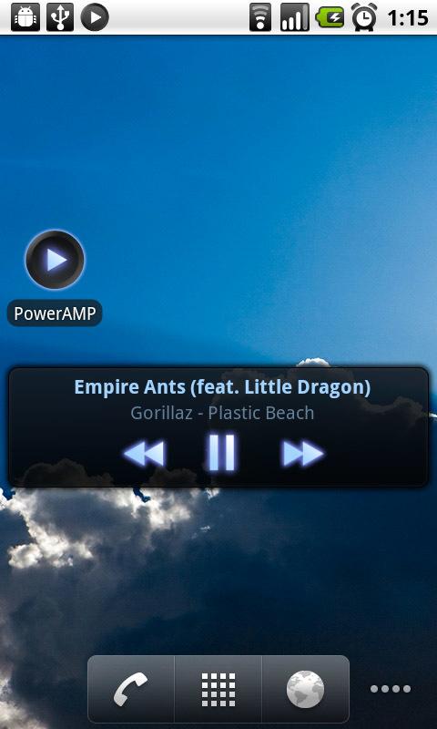 Foto de PowerAmp para Android en imágenes (15/16)