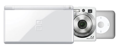 La nueva Nintendo DS llevará cámara de fotos y llegará este año, entre otras cosas...