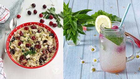 Recetas frescas de verano perfectas para la cena en el paseo por la gastronomía de la red