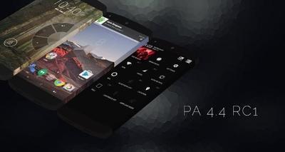 Paranoid Android lanza su primer RC de KitKat e incluye Android 4.4.3