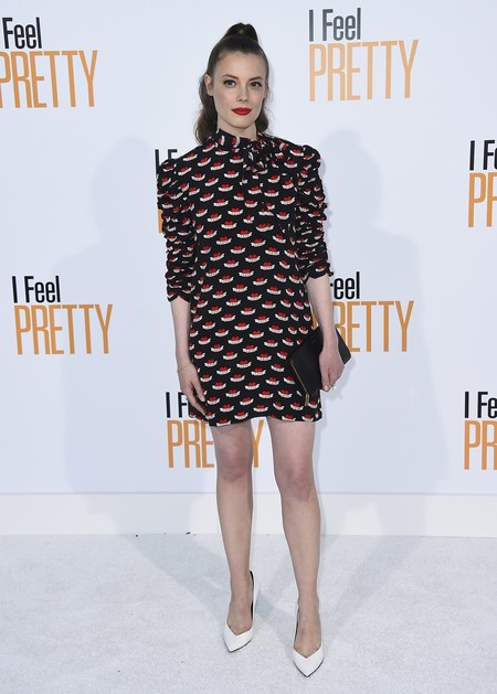 i feel pretty red carpet Gillian Jacobs
