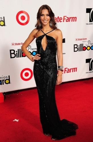 Dayana Mendoza Latin Billboard 2009: todos los looks