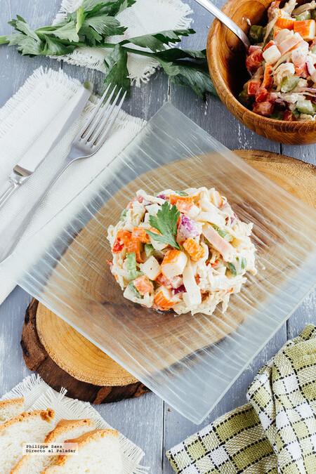 Nuestras 15 mejores recetas de ensaladas sin lechuga