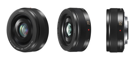 Lumix G 20mm / F1.7 II ASPH, nueva versión del pancake de 20mm de Panasonic