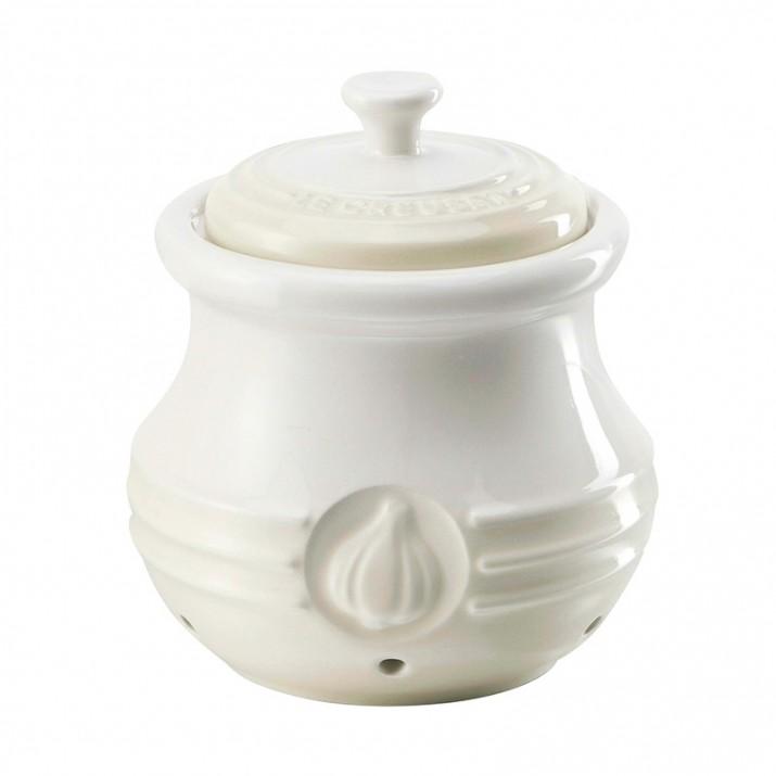 Bote con tapa de Le Creuset, de cerámica de gres