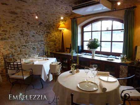 Sala del restaurant