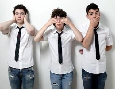 El grupo The Maine se burla de los Jonas Brothers
