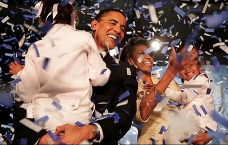 Los Obama y sus problemas matrimoniales