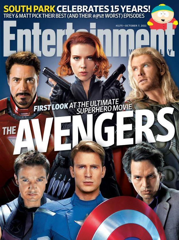 Foto de 'Los Vengadores', primeras imágenes oficiales (1/15)