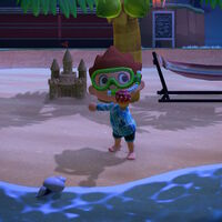 Animal Crossing: New Horizons: lista con todas las criaturas de la pesca submarina de abril