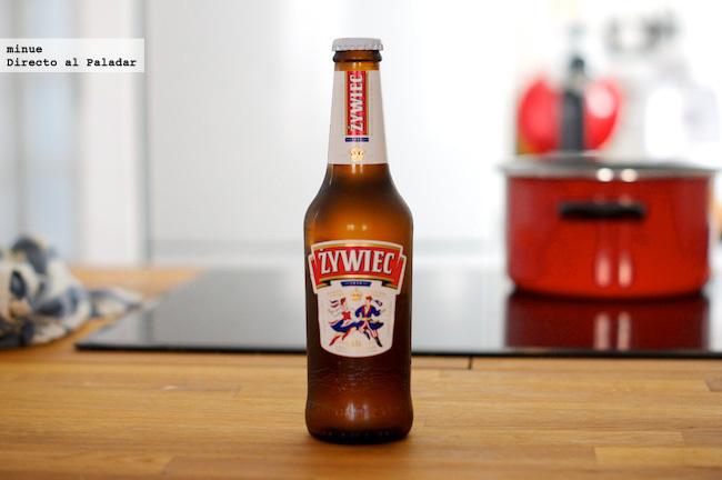 Cerveza Zywiec - 1