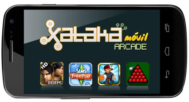 xataka movil arcade android VI