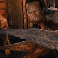 Dwayne Johnson prepara un reboot de 'El rey escorpión' para Universal con el guionista de 'Straight Outta Compton'