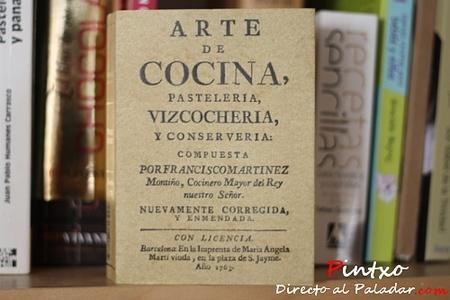 Arte de cocina de 1623