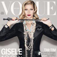 Vogue Brasil: Gisele Bündchen