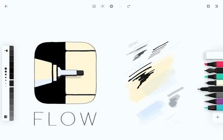 Moleskine Flow, la libreta digital de bocetos que se adapta a lo que necesites: App de la Semana