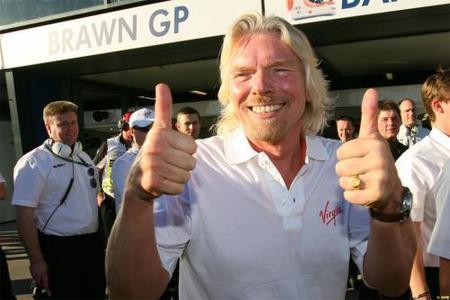 Baile de patrocinadores en la Fórmula 1