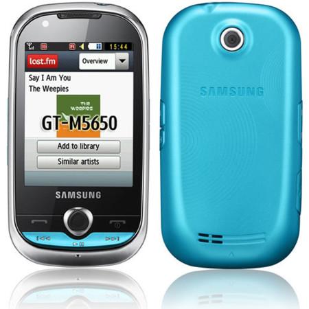 Samsung Lindy M5650, la evolución del Corby