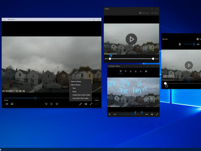 La aplicación Películas y TV de Windows 10 ahora te deja editar vídeo, ¿el nuevo Windows Movie Maker?