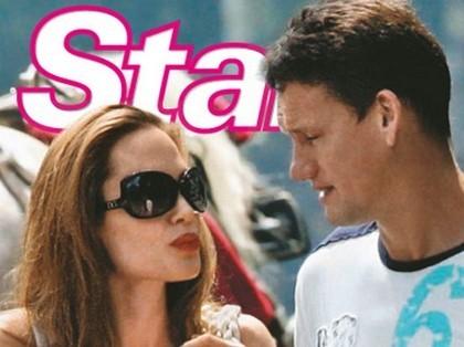 Rumores de infidelidad de Angelina