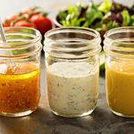 Nueve salsas que transforman cualquier ensalada o verdura en una comida saludable, pero saciante