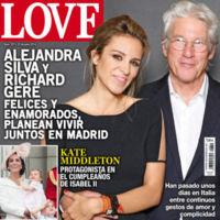 Richard Gere y su novia española