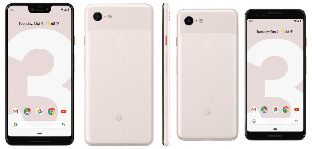 Nuevos Pixel 3 y Pixel 3 XL frente a iPhone XS, Galaxy Note 9, Huawei 20 Pro, Xiaomi Mi 8 y los mejores teléfonos del año