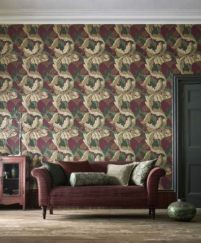 Morris The Collector July 2017 Acanthus 55 Hr Preview