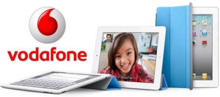 Tarifas de Vodafone para comprar el iPad 2 subvencionado