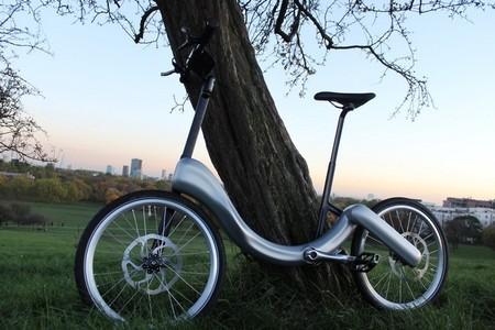 Jive Bike, la bicicleta eléctrica sin cadena diseñada por un universitario