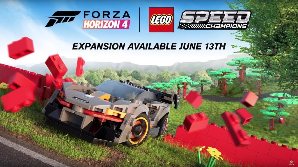 Forza Horizon 4(cuatro) LEGO Speed Champions: los coches de LEGO llegan al título de conducción más importante de Xbox