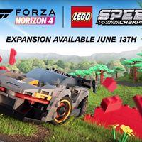 Forza Horizon 4 LEGO Speed Champions: los coches de LEGO llegan al título de conducción más importante de Xbox