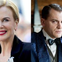 Nicole Kidman en 'Wonder Woman' y Michael Stuhlbarg en 'Doctor Strange' (y fotos del rodaje)