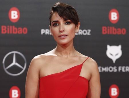 Premios Feroz 2019: una increíble Inma Cuesta y su vestido rojo roban corazones en la red carpet