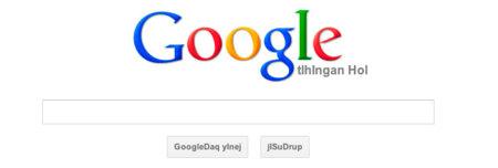 Google Klingon